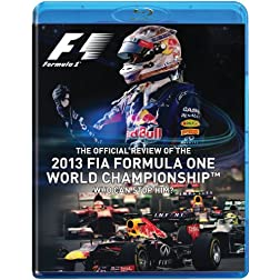 Official Review of the 2013 Fia Formula One World [Blu-ray]