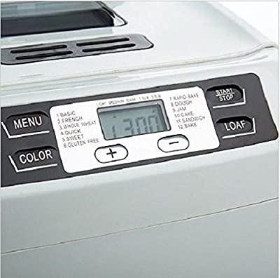 Wolfgang Puck 2lb. Programmable Electronic Breadmaker by Wolfgang Puck