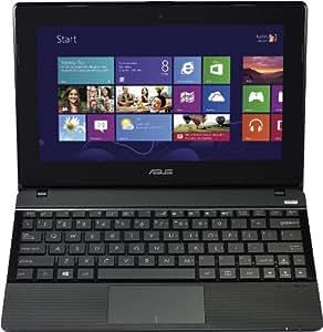 Asus F102BA-DF035H 25,7 cm (10,1 Zoll) Netbook (AMD A4 1200, 1,1GHz, 2GB RAM, 320GB HDD, AMD Radeon 8180G, Win 8, Touchscreen) schwarz