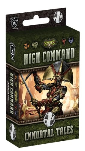 High Command: Immortal Tales Board Games - 1