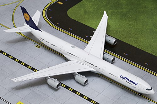 G2DLH589 Gemini 200 Lufthansa A340-600 Model Airplane (Lufthansa Model compare prices)