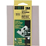 3M Contour Surface Sanding Sponge, Super Fine, 4.5-Inch by 5.5-Inch by .1875-Inch