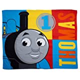 Thomas The Tank Engine Power Fleece blanket bed throw