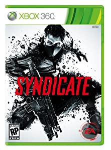 Syndicate - Xbox 360 Standard Edition