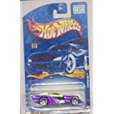 Hot Wheels 2001-212 PURPLE/YELLOW Shredster 1:64 Scale