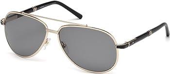 Montblanc Mens Aviator Sunglasses