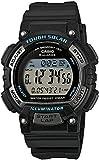 Casio Herren/Damen- Armbanduhr Collection Digital Quarz Resin STL-S300H-1AEF
