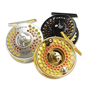 "Orvis Access Mid-arbor Reels / Only Access Mid Arbor Iii: (4.62 Oz., 3 1/4 "" Diameter, For Line Weights 5-7) by Orvis"