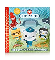 Octonauts Big Book of Ocean Adventures Book