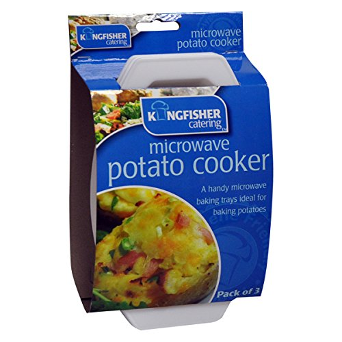 Catering - Potato Cooker - 3 Pack - Kingfisher