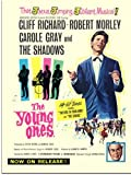 The Young Ones, Cliff Richard Movie Poster, 1960s (30x40cm Art Print)