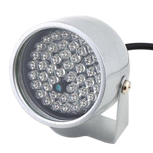 48 Led Illuminator Ir Infrared Night Vision Light Lamp For Cctv Camera Wt
