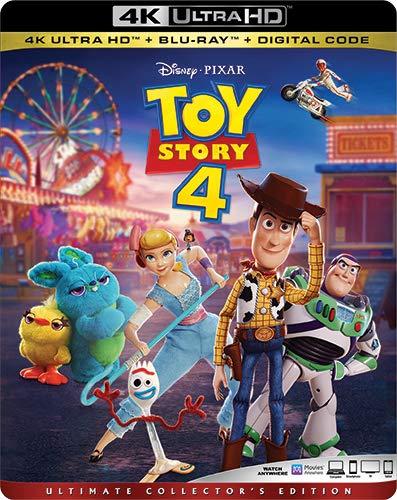 4K Blu-ray : Toy Story 4 (3 Discos)