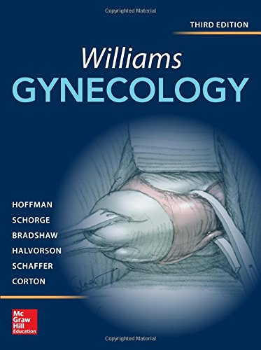 williams-gynecology-third-edition