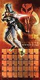 (12x12) Star Wars The Saga 16-Month 2013 Wall Calendar