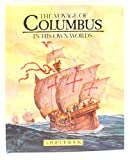 img - for The Voyage of Christopher Columbus in His Own Words (A Pop Up Book) book / textbook / text book