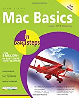 Mac Basics in Easy Steps, 3rd Edition Front Cover
