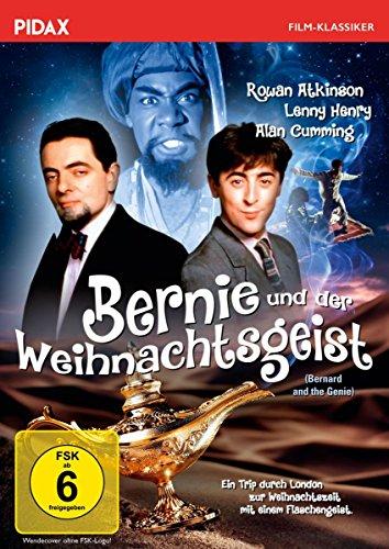 Bernie und der Weihnachtsgeist (Bernard and the Genie) / Komödie mit MR. BEAN - Star Rowan Atkinson und Alan Cumming (Pidax Film-Klassiker)