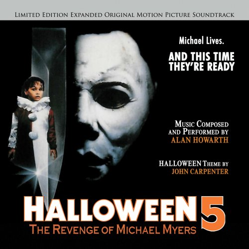 VA-Halloween 5 The Revenge Of Michael Myers-OST-CD-FLAC-1989-DEMONSKULL Download