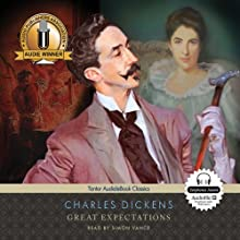 Great Expectations Audiobook by Charles Dickens Narrated by Simon Vance