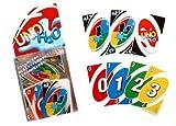 ウノ H2Oウノ カードゲーム(H8165)