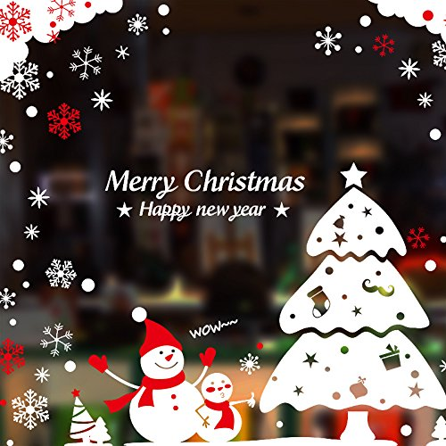 christmas-is-a-sticker-animation-snowman-snowflake-tree-window-glazing-company-festive-atmosphere-or
