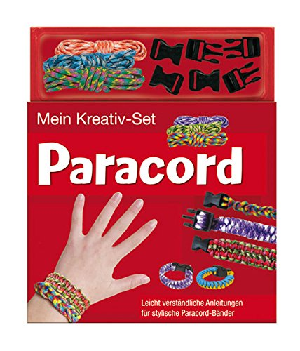Mein Kreativ-Set: Paracord