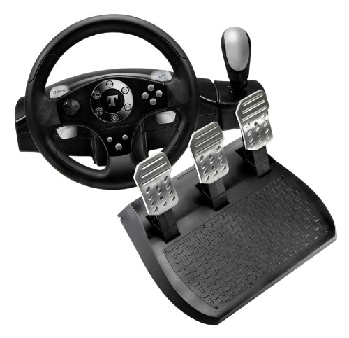 Thrustmaster Rally GT Force Feedback Pro Clutch Edition Wheel