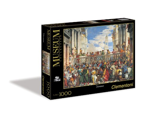 The Marriage in Cana 1000 Piece Jigsaw Puzzle