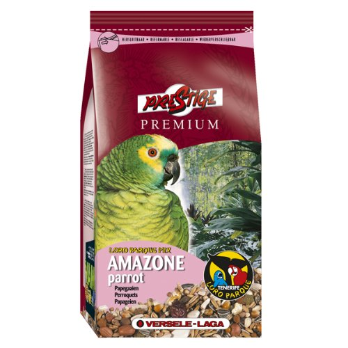 Vogelfutter Amazone Parrot Loro Parque Mix, 1