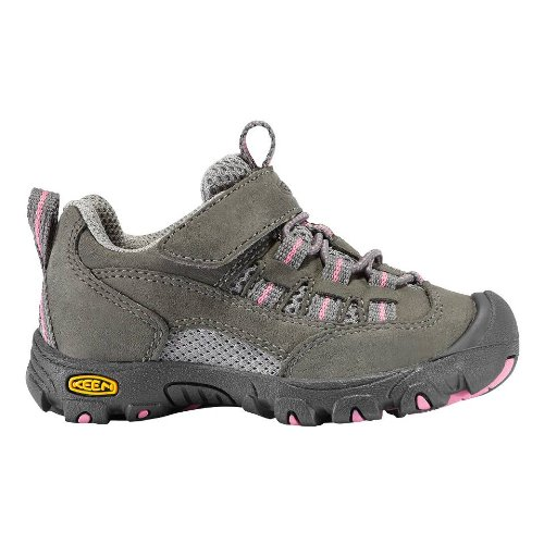 Keen Infant Alamosa Hiking Shoe - Gargoyle/ Wild Orchid 4