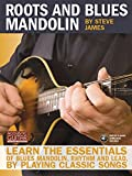 img - for Roots and Blues Mandolin: Learn the Essentials of Blues Mandolin - Rhythm & Lead - By Playing Classic Songs (Acoustic Guitar Private Lessons) book / textbook / text book