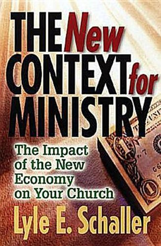 The New Context for Ministry: Competing for the Charitable Dollar