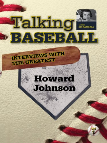 Talking Baseball With Ed Randall - New York Mets - Howard Johnson Vol. 1 front-1040006