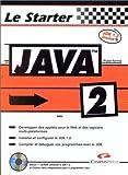 echange, troc Cadenhead/Rogers - Java 2 (CD rom)