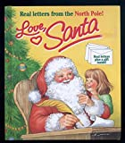 Love, Santa: Letters from the North Pole (Letter Books)
