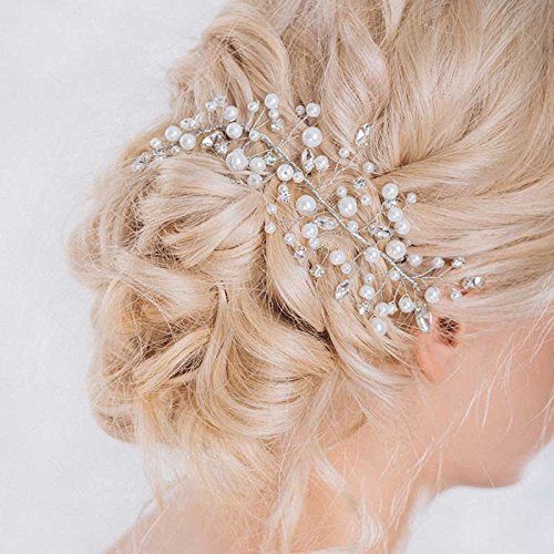 Venusvi Women's Alloy / Resin Headpiece-Wedding / Special Occasion Headbands / Head Chain