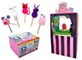 Mister Maker 3D Pet Puppet Show Theatre Kit