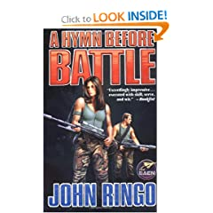 A Hymn Before Battle (Posleen War Series #1) by John Ringo