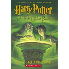 Book Cover: [share_ebook] Harry Potter and the Half-Blood Prince  2005 full release