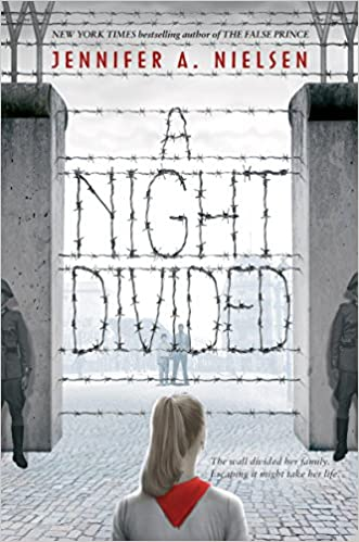a night divided rhode island teen book award