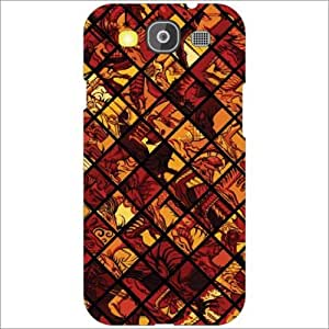 Design Worlds - Samsung Galaxy S3 Neo Designer Back Cover Case - Multicolor...