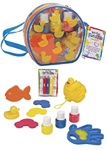 ALEX Toys Fun in the Tub Bath Play Set