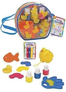 ALEX Toys Fun in the Tub Bath Play Set