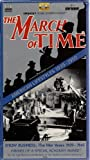The March of Time presents American Lifestyles 1939-1950 (Show Business: The War Years 1939-1945) [VHS]