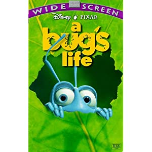 A Bugs Life Vhs
