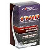 Vyotech Nutritionals 17HD Pro-Testosterone Amplifier, 30 Capsules