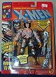 Robot Wolverine (Albert) Action Figure - X-Men Mutant Super Heroes - w/ Interchangeable Ro...