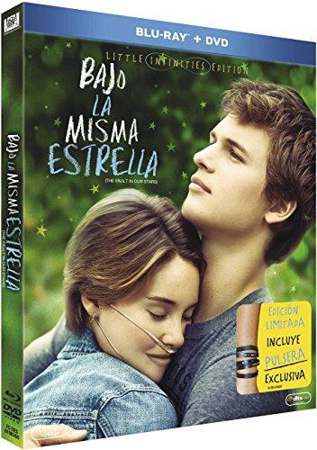 Bajo La Misma Estrella - Edición Especial (BD + DVD) [Blu-ray]