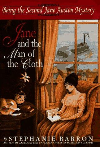 Jane and the Man of the Cloth (Jane Austen Mystery), Barron, Stephanie